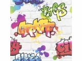 Tapeta Kids and Teens III, Spray wall